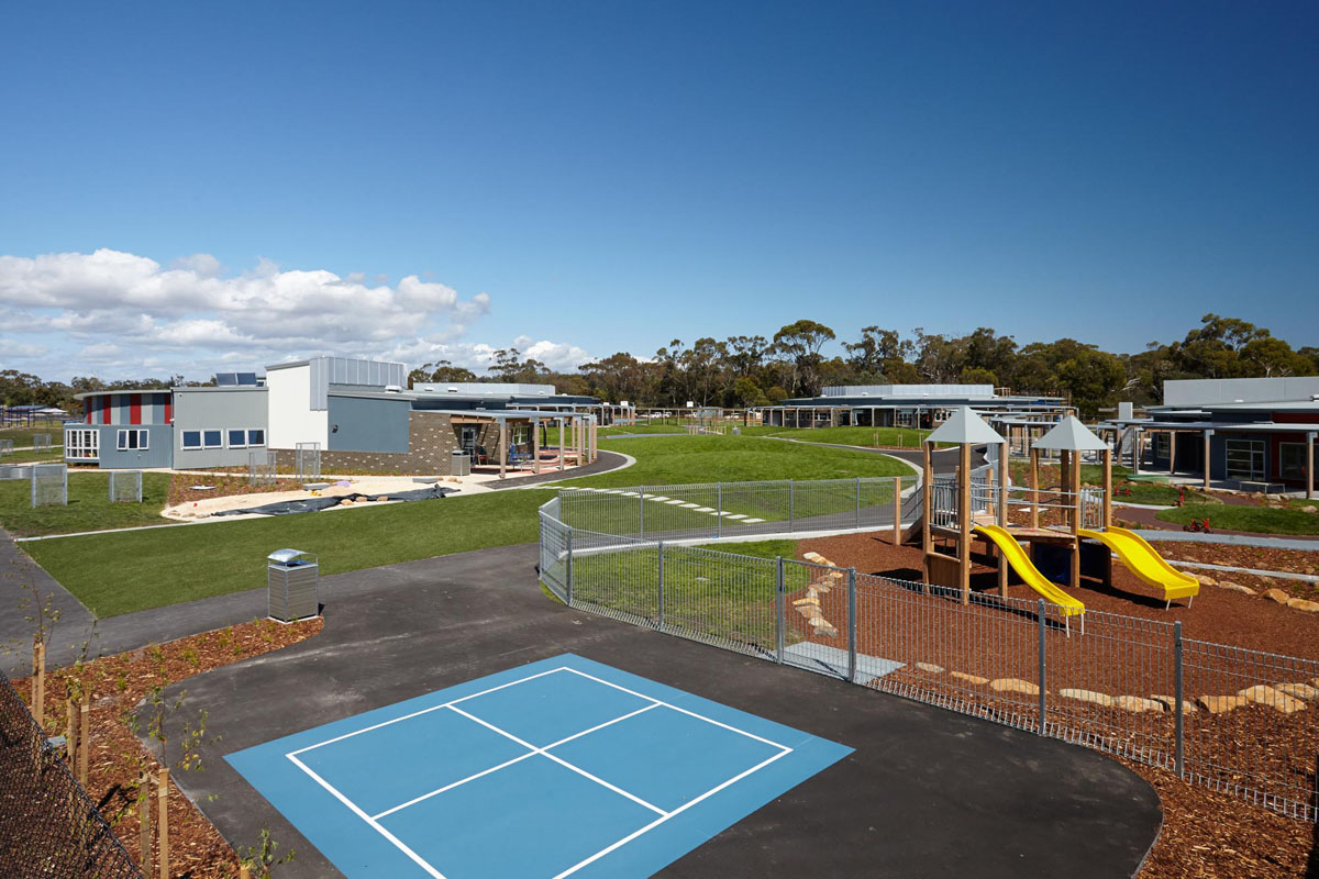 Port Sorell Australia  City new picture : Port Sorell Primary School Construction Learning Environments ...