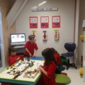 Newmarket School Lego Room (photo: Steve Mouldey