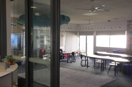 St Patrick's Lochinvar flexible learning space