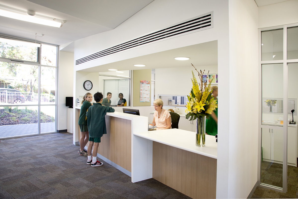 Office Room Ideas Magill Reception To Year 7 School Learning Environments