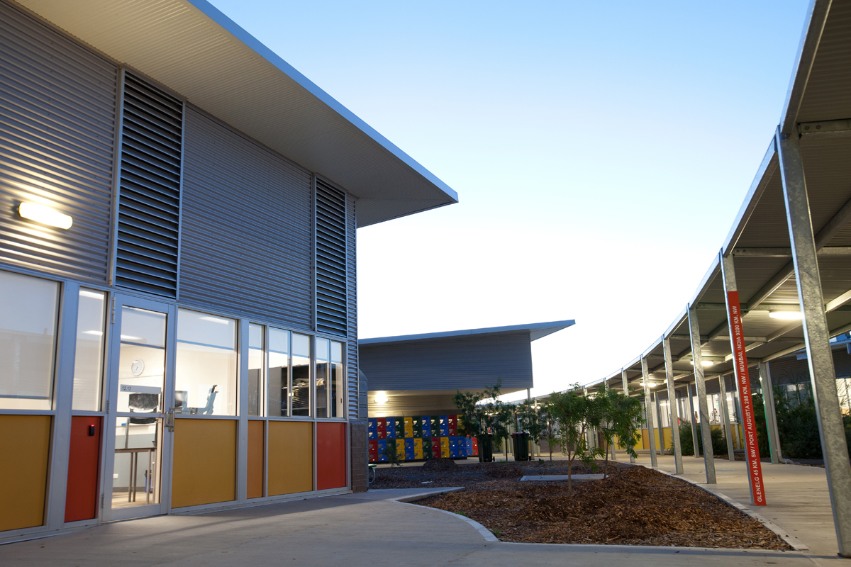 Oliphant College B 12 Learning Environments Australasia