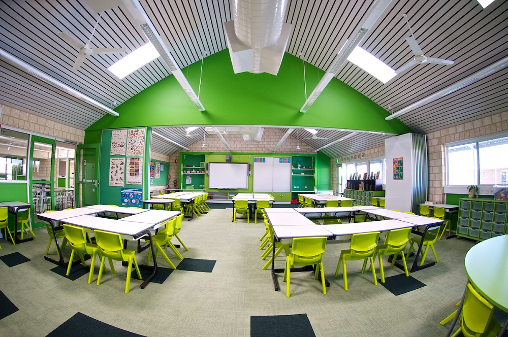 Primary School Classroom Design Standards : East dalyellup primary school now tuart forest