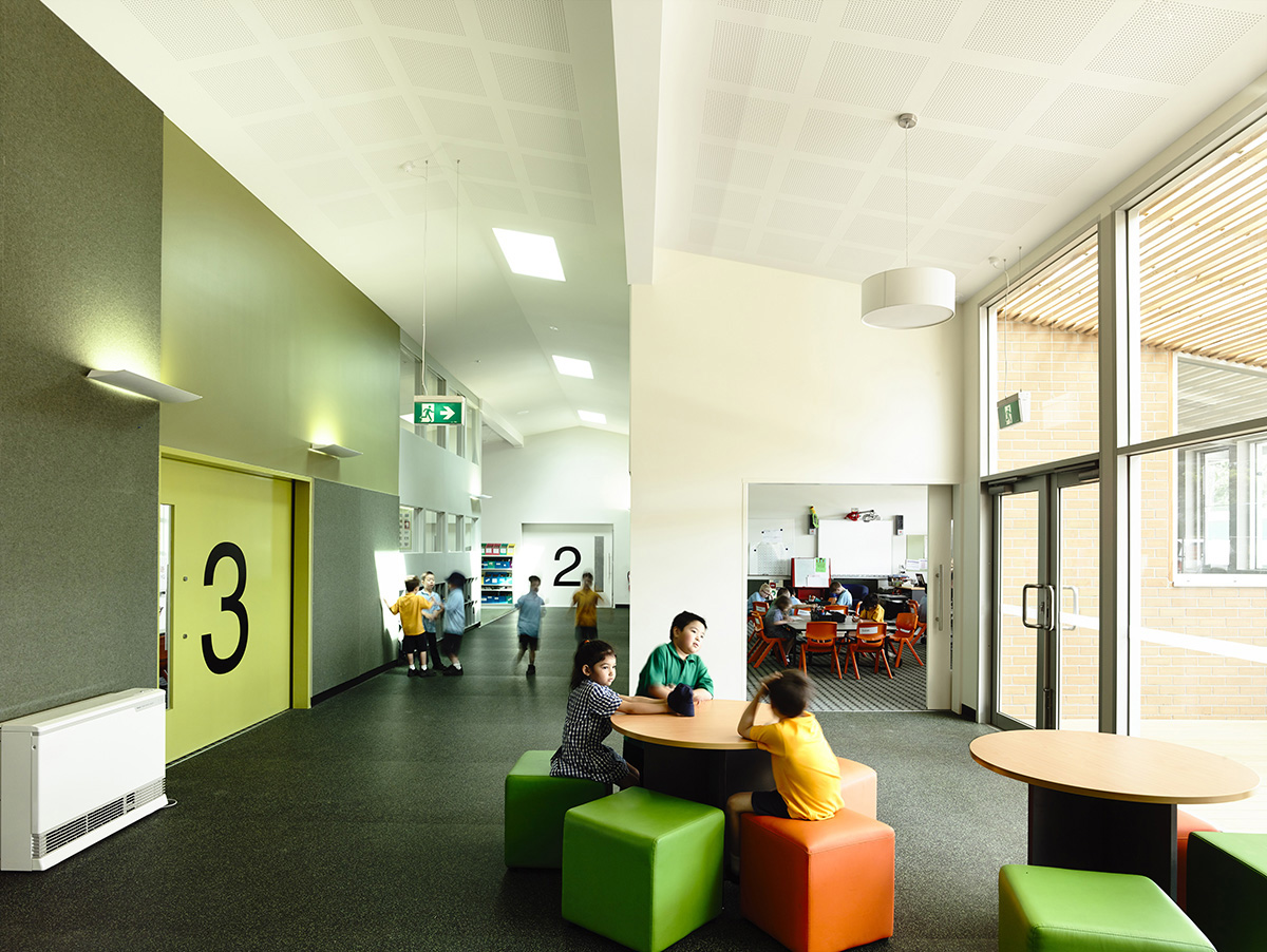 Birralee Primary School Learning Environments