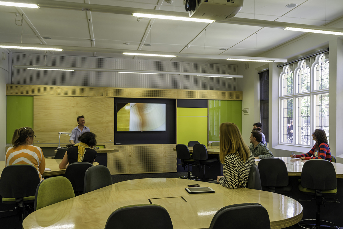 Collaborative Student Experience ~ Collaborative learning space environments
