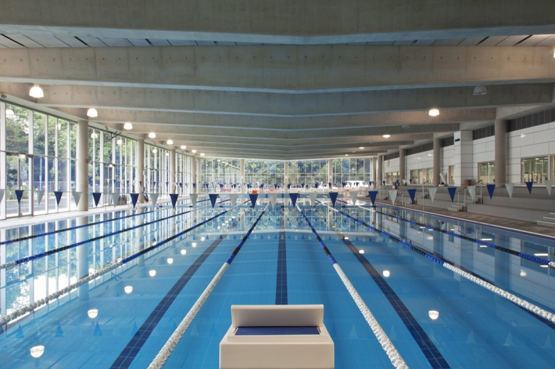 knox grammar school great hall aquatic centre learning environments australasia enhancing