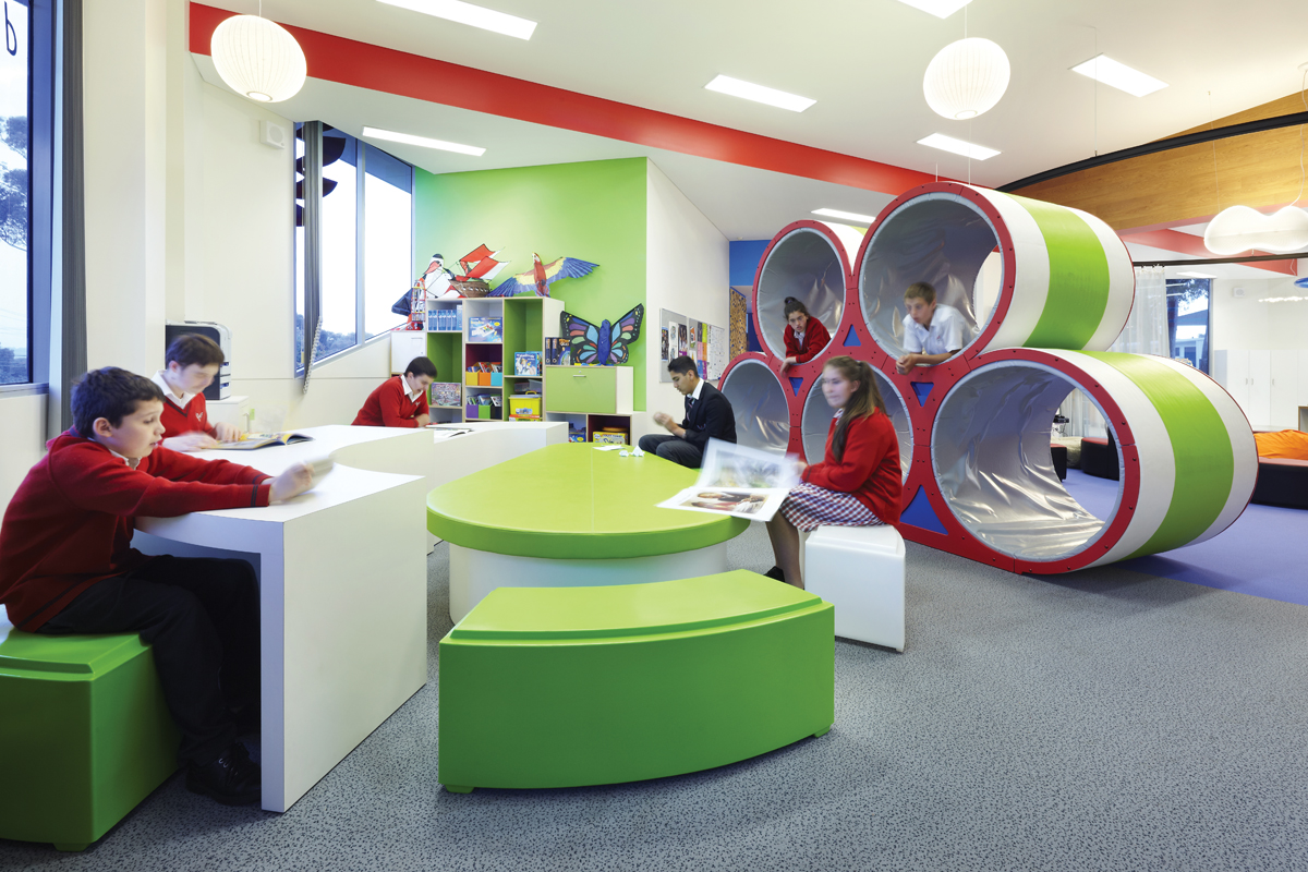 Discovery Centre Concord School Learning Environments