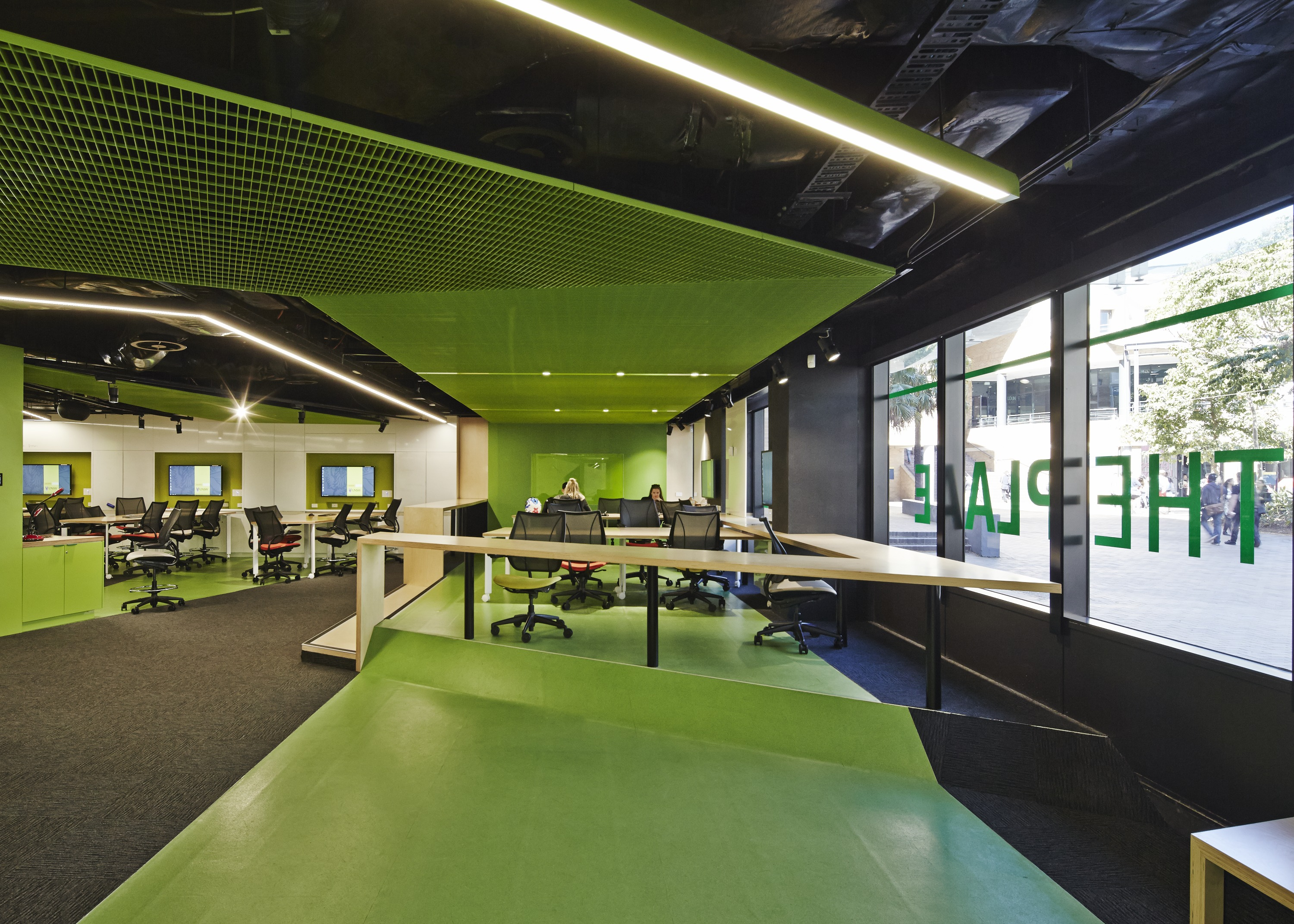 unsw the place learning environments australasia enhancing the