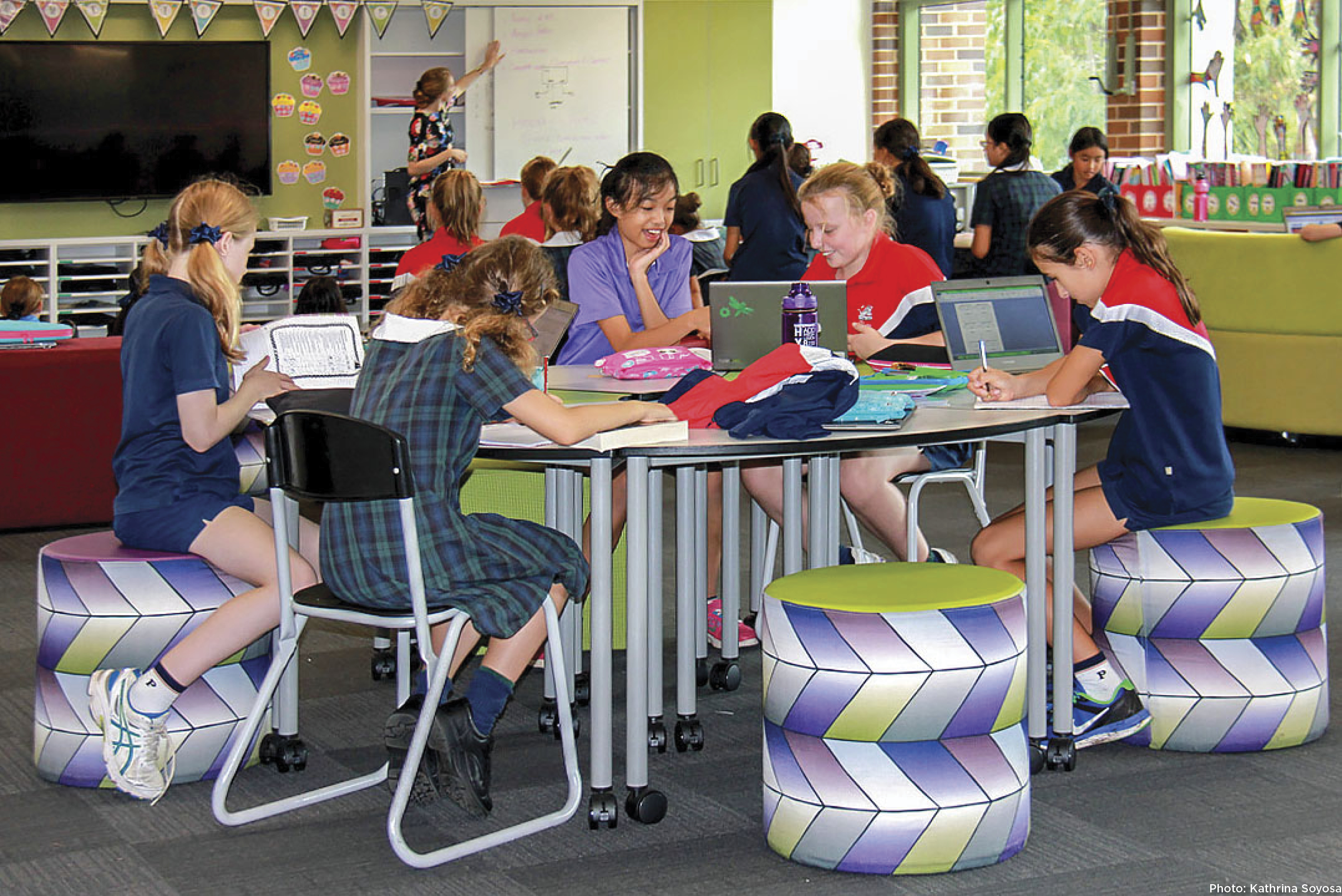 Pymble Ladies College Year 6 Transformation Learning