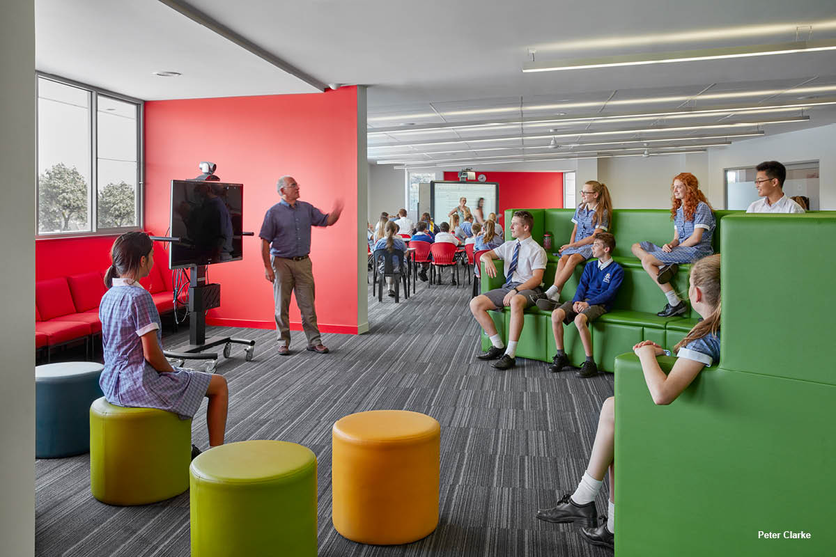 Collaborative Student Experience ~ Ashwood clc collaborative learning centre