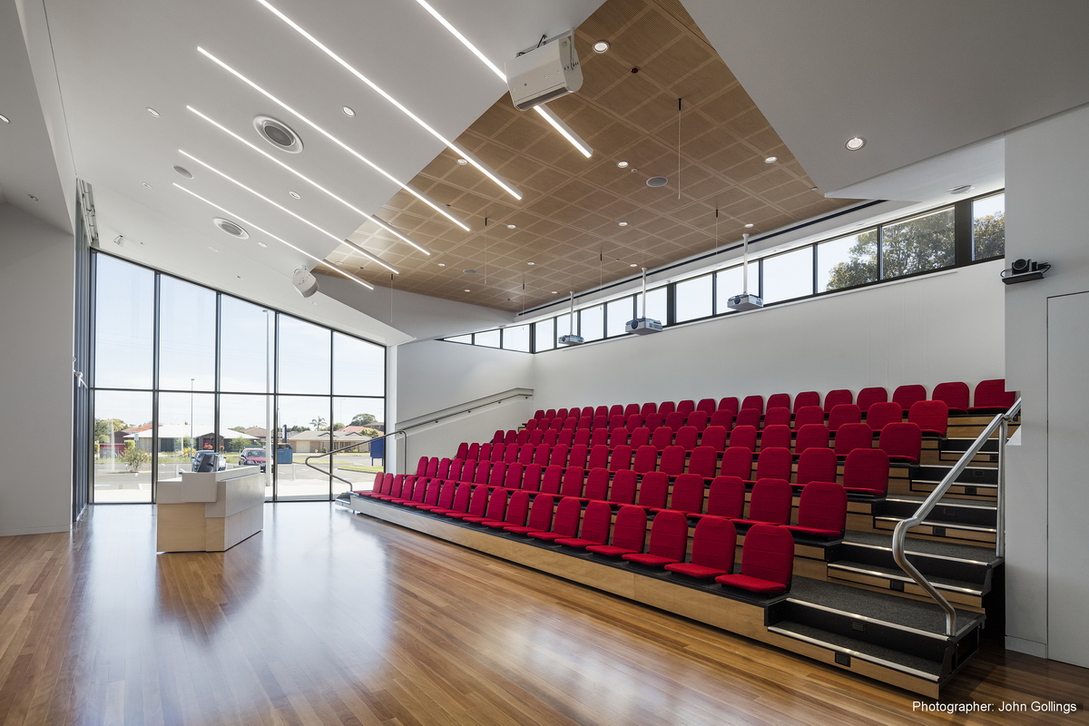 UniSA Mt Gambier Learning Centre Learning Environments