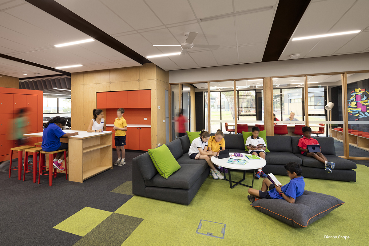 University Classroom Design Standards ~ Caulfield grammar learning project environments