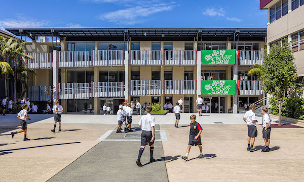 St Augustine College >> St Augustine S College Learning Environments Australasia